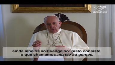 Papa pede que o Espírito Santo promova nova primavera missionária