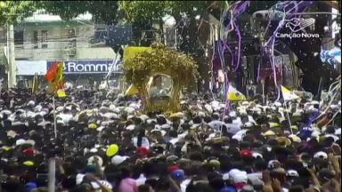 Círio de Nazaré deve reunir mais de 2 milhões de fiéis em Belém no Pará