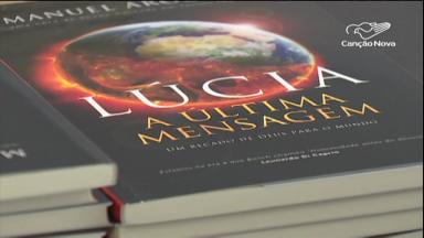 Livro destaca encontro de personagens com Deus por meio de Irmã Lúcia