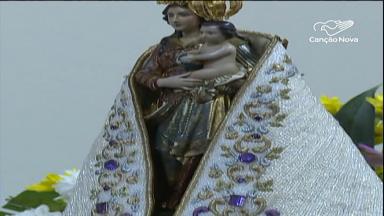 Entenda a tradição da confecção do manto de Nossa Senhora de Nazaré