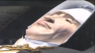 Salvador enaltece a nova santa brasileira, Dulce dos Pobres