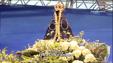 Brasilienses celebram a festa de Nossa Senhora Aparecida