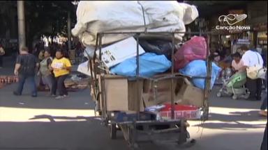 Trabalho: a esperança de pessoas em situação de rua para recuperar a dignidade