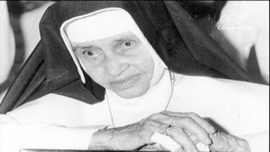 Com fé, oração e trabalho, Santa Dulce auxiliava os pobres