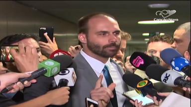 Em disputa acirrada e formação de listas, PSL define novo líder na Câmara