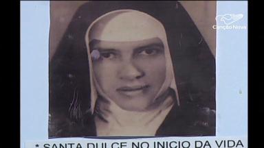 Cidade inaugura espaço com lembranças e histórias de Irmã Dulce