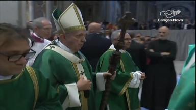 Celebração da missa no Vaticano marca encerramento do Sínodo