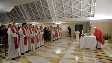 O diabo existe e semeia o ódio entre os homens, alerta o Papa