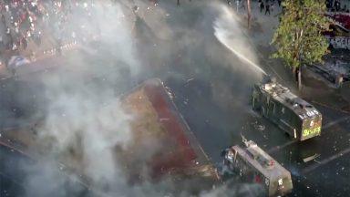 Igrejas salesianas são profanadas no Chile