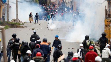 """Bispos da Bolívia: """"Não à violência, uma solução constitucional e pacífica"""