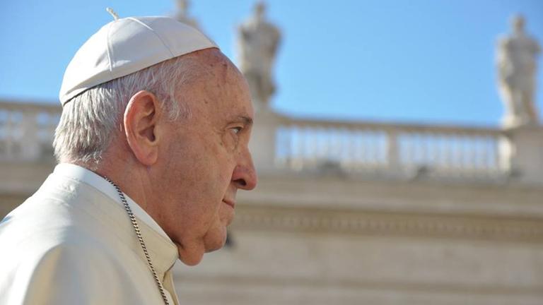 conversa com o Papa sobre sua saúde