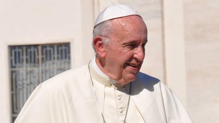 papa reforça valores do esporte
