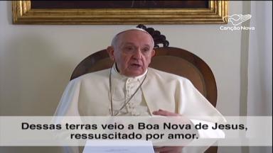 Papa Francisco, em sua intenção de oração, pede paz no Oriente Médio