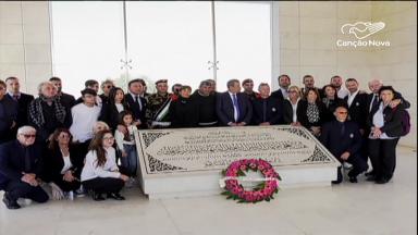 Artistas e músicos da Itália se unem pela paz no Oriente Médio