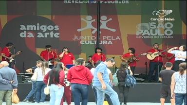Parque sedia evento sobre a cultura e a economia paulista