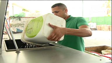 No interior de SP, empresas investem em descarte sustentável do lixo