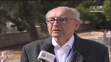 Ex-combatente relembra viagem entre a União Soviética e Jerusalém