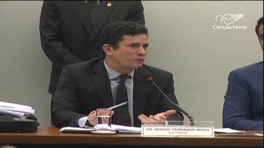 CCJ aprova pedido de votação urgente para pacote Anticrime