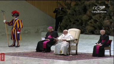 Em Catequese, Papa faz reflexão sobre o presépio e acolhimento a Jesus