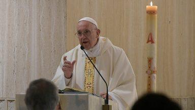 Papa alerta sobre espírito do mundo, que confunde sobre o bem e o mal