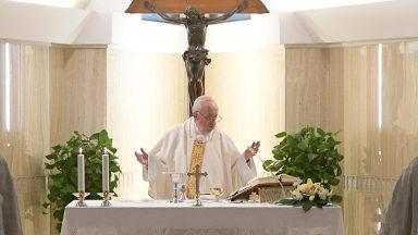 Sem paz no coração, não haverá paz no mundo, adverte Papa