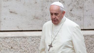 Papa envia auxílio aos familiares dos náufragos do M/V Gulf Livestock