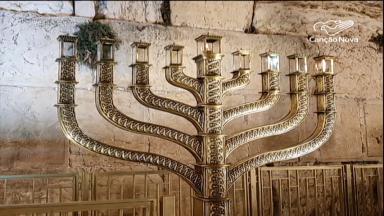 Hannuká, festa da luz que reúne milhares de fiéis em Jerusalém
