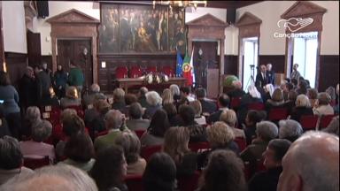 Conferência sobre Frei Agostinho da Cruz reúne fiéis em Portugal
