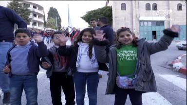 Na Terra Santa, juventude ortodoxa leva esperança a crianças muçulmanas