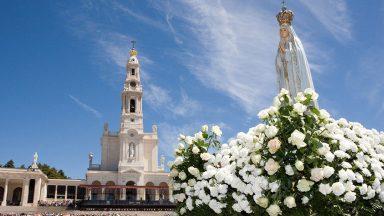 Imagem centenária de Nossa Senhora de Fátima será exposta durante celebração