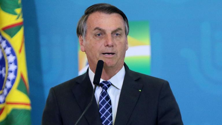 bolsonaro jair Wilson Dias Agencia Brasil Após tratar quadro de suboclusão intestinal, Bolsonaro tem alta do hospital