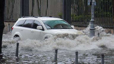 Chuvas deixam Rio de Janeiro em estágio de atenção