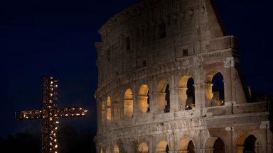 Papa Francisco participará da Oração pela Paz no Coliseu