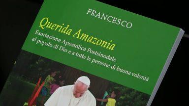 Vaticano apresenta exortação do Papa sobre o Sínodo para a Amazônia