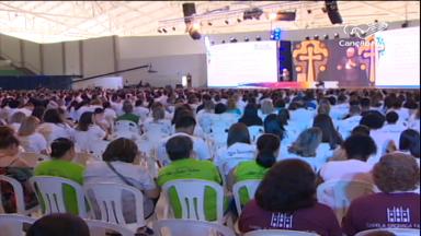 Catequistas se reúnem em Aparecida para aprofundar missão