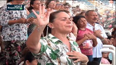 Fiéis do Ceará vivem a fé na 31ª edição do