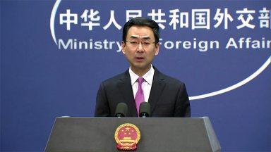 China quer dividir conhecimento na luta mundial contra o COVID-19