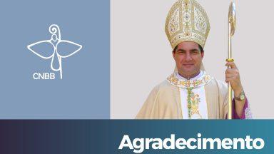 Papa aceita renúncia de Dom Marcello Romano à diocese de Araçuaí