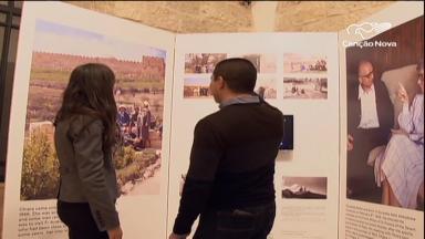 Em Jerusalém, Chiara Lubich é homenageada em exposição