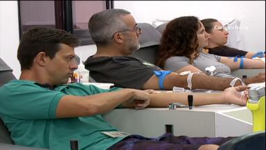 Covid-19: isolamento resulta em queda de estoques em bancos de sangue