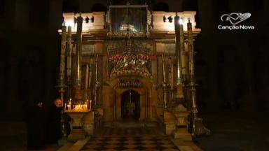 Franciscanos na Terra Santa recordam funeral de Jesus