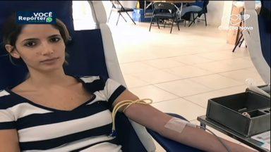 No RJ, hemocentro atende doadores de sangue em domicílio