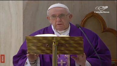 Na Capela da Casa Sta. Marta, Papa ora pelo fim da pandemia
