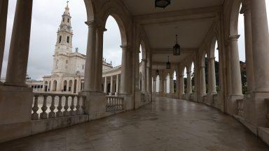 Reitor do Santuário de Fátima convida a rezar pelo fim da pandemia