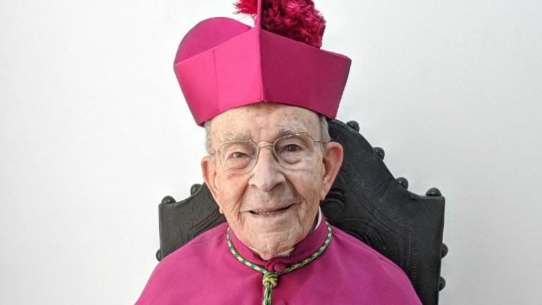 dom antonio miranda emerito arquivo pessoal Morre Dom Antônio Affonso de Miranda, bispo emérito de Taubaté (SP)