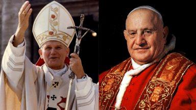 Canonização de João Paulo II e João XXIII completa 6 anos