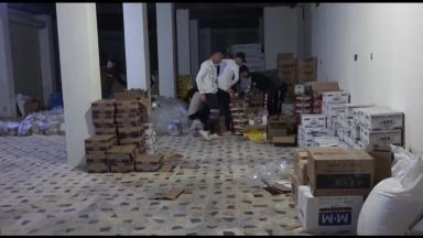 Famílias carentes no Iraque recebem ajuda da Igreja