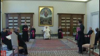 Na Catequese, Papa Francisco continua com as reflexões sobre a oração