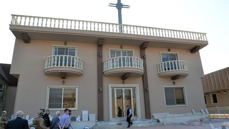 Covid-19: Igreja cede seminário em Mosul para apoio a pacientes