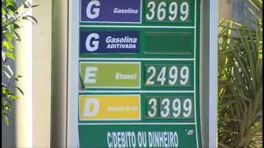 Preço dos combustíveis volta a subir pela terceira vez em maio